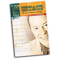 Mark Hayes : Spirituals and Gospel Songs for SAB Voices : SAB : 01 Songbook : 038081224640  : 00-22839