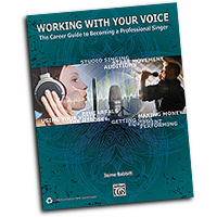 Jaime Babbitt : Working with Your Voice : 01 Book :  : 038081408309  : 00-36791