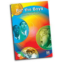 Jill Gallina : For The Boys - A Collection of Songs for Boys' Voices : 2-Part : 01 Songbook : 654979082156  : 00-SVBM04001