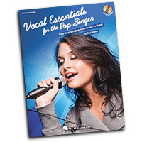 Teri Danz : Vocal Essentials for the Pop Singer : Solo : 01 Book & 1 CD :  : 884088456689 : 1423488296 : 00311934