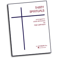 Hall Johnson : Thirty Spirituals : Solo : Songbook : 50328310