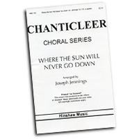 Joseph Jennings : A Cappella Spirituals : SATB : Sheet Music : Joseph Jennings