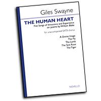 Giles Swayne : The Human Heart : SATB : 01 Songbook : 884088622985 : 14037661