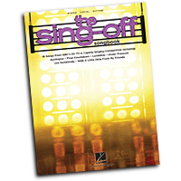 Various Arrangers : The Sing-Off Songbook : Solo : Songbook :  : 884088579975 : 1458406520 : 00313562