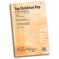 Various Arrangers : Top Christmas Pop : 2-Part : 01 Songbook : 038081340418  : 00-31273