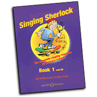 Shirley Court / Val Whitlock : Singing Sherlock Vol 1 : 01 Songbook & 1 CD :  : 073999121483 : 0851623522 : 48012148
