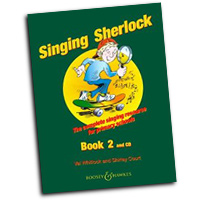 Shirley Court / Val Whitlock : Singing Sherlock Vol 2 : 01 Songbook & 1 CD :  : 073999631456 : 0851623530 : 48012149