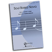 Various Arrangers : Wordless Vocal Jazz : SATB : Sheet Music