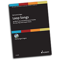 Swingle Singers : Loop Songs - Warm-Ups and Performance Studies : 01 Book & 1 CD :  : 884088556860 : 379579868X : 49017986