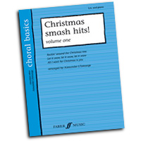 Alexander L'Estrange : Christmas Smash Hits : SA : 01 Songbook : 9780571528486 : 12-0571528481