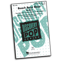 Various Arrangers : The Beach Boys : 2-Part : Sheet Music