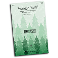 Various Arrangers : A Swingin' Christmas : 2 Parts : Sheet Music