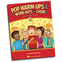 Roger Emerson : Pop Warm-ups & Work-outs for Choir : 01 Songbook & 1 CD : 884088567996 : 1458400824 : 08753187