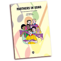 Mary Val Marsh : Partners in Song : 2-Part : 01 Songbook : 654979015468  : 00-SVBM00009