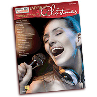 Various : Ladies of Christmas - Original Keys for Singers : Solo : Songbook : 884088584320 : 1458408272 : 00312192