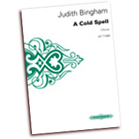Judith Bingham : A Cold Spell - 5 Carols For Winter : SSAATTBB : 01 Songbook :  : EP71089