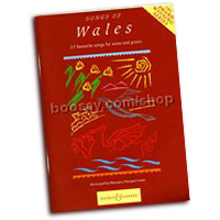 Margery Hargest Jones : Songs of Wales : Solo : Songbook :  : 073999162356 : 0851620752 : 48011293