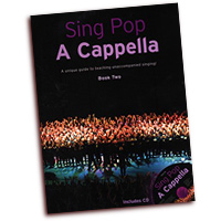 Gitika Partington : Sing Pop A Cappella Vol 2 : SATB : 01 Songbook & 1 CD :  : 884088541415 : 1849386218 : 14041281