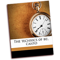 Giovanni Battista Lamperti  : The Technics of Bel Canto : 01 Book :  : 1171737033