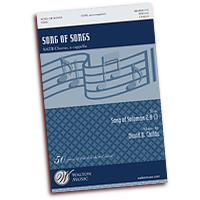Various Arrangers : Song of Songs : SATB : Sheet Music
