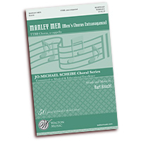 Various Arrangers : Real Men A Cappella! : TTBB : Sheet Music :