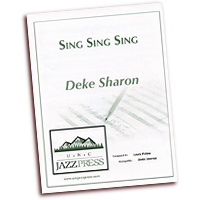 Deke Sharon : Swingin' A Cappella : Mixed 5-8 Parts : Sheet Music :