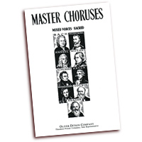 Various Composers : Master Choruses : Mixed 5-8 Parts : 01 Songbook : 432-40089