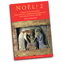 David Hill (Editor) : Noel 2 - Carols and Anthems for Advent, Christmas and Epiphany : SATB : 01 Songbook : David Hill : 884088501747 : 1849382921 : 14037544