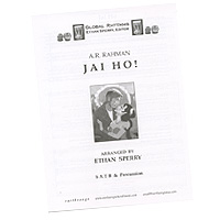 Choral Arrangements from Asia, Asian A Cappella Sheet Music