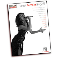 Great Female Singers  : Original Keys for Singers : Solo : Songbook : 884088497934 : 1423477774 : 00307132