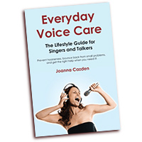 Joanna Cazden : Everyday Voice Care : 01 Book :  : 884088654856 : 1458443183 : 00333734