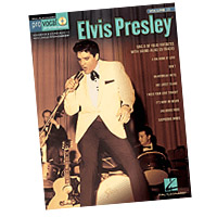 Elvis Presley : Pro Vocal - Volume 2 : Solo : Songbook & CD :  : 073999894158 : 0634099744 : 00740336