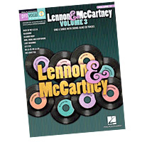 Lennon & McCartney : Pro Vocal  - Volume 3 : Solo : Songbook & CD :  : 073999726671 : 0634099760 : 00740338