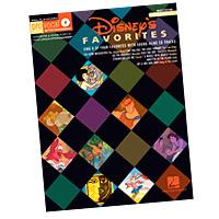 Pro Vocal : Disney Favorites : Solo : Songbook & CD : 073999190687 : 1423401107 : 00740342