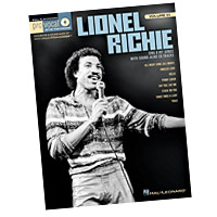 Lionel Richie : Pro Vocal for Singers : Solo : Songbook & CD :  : 884088484309 : 1423476050 : 00740436