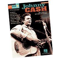 Johnny Cash : Pro Vocal : Solo : Songbook & CD : 884088573171 : 1458403548 : 00740441