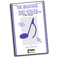 Joyce Eilers : The Beginning Part-Singer Vol 1 & 2 : 2-Part : 01 Songbook