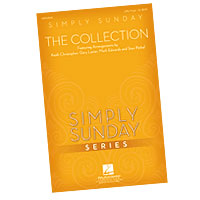 Various : Simply Sunday - The Collection : SATB : 01 Songbook :  : 884088644352 : 08754540