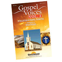 Stan Pethel : Gospel Voices - Volume 2 : SATB : 01 Songbook :  : 884088544423 : 161774266X : 35027789