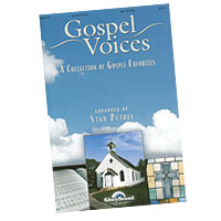 Stan Pethel : Gospel Voices - CD : SATB : 00  1 CD :  : 747510073635 : 35008402