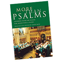 Barry Rose : More Than Psalms : SATB : 01 Songbook :  : 884088464950 : 0711997748 : 14021854