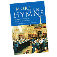 Barry Rose : More Than Hymns : SATB : 01 Songbook :  : 884088425463 : 0711988803 : 14021852