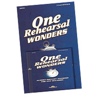 Various : One Rehearsal Wonders : 01 Book & 1 CD :  : 747510180418 : 35016265