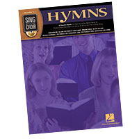 Various : Sing With The Choir - Hymns : SATB : Songbook & CD : 884088544508 : 1617742724 : 00333158