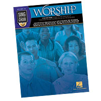 Various : Sing With The Choir - Worship : SATB : Songbook & CD :  : 884088549428 : 00333170