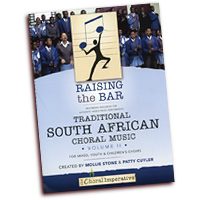 Mollie Stone & Patty Cuyler : Traditional Choral Music From South Africa Vol 2 : SATB : 01 Songbook & 1 DVD