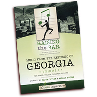Mollie Stone & Patty Cuyler : Music From the Republic of Georgia : Treble : 01 Songbook & 1 DVD :