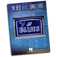 Various : The Best Blues Songs Ever : Solo : Songbook :  : 884088658274 : 1458465608 : 00312874