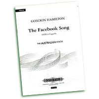 Gordan Hamilton : The Facebook Song : SATB : Sheet Music :  : EP72449