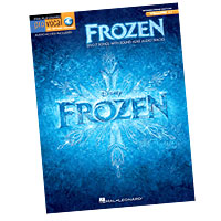 Pro Vocal for Singers : Frozen : Solo : Songbook & Online Audio : 884088996055 : 1480386421 : 00126476